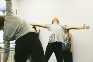 Мастер-класс танцевальной импровизации